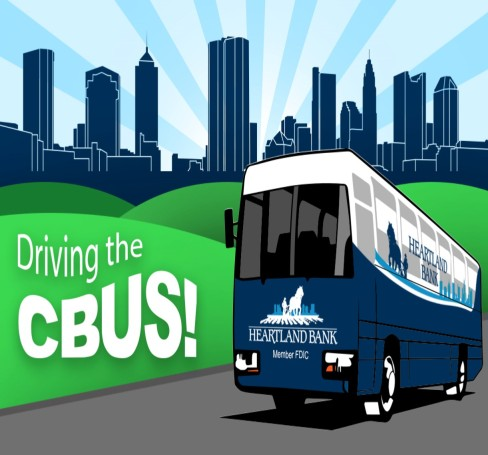 Driving the Cbus with Heartland Bank