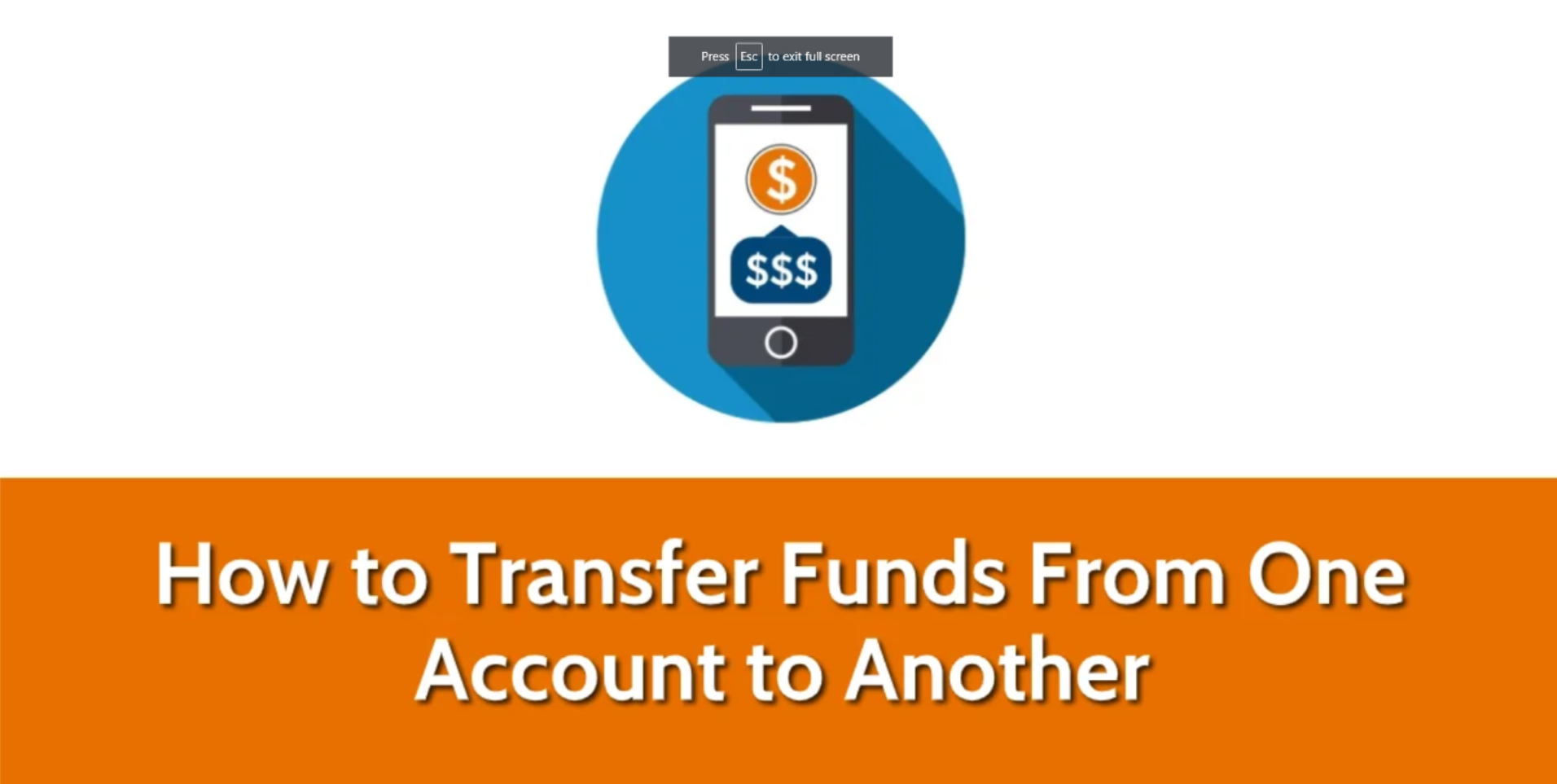 Bank to Bank Transfers