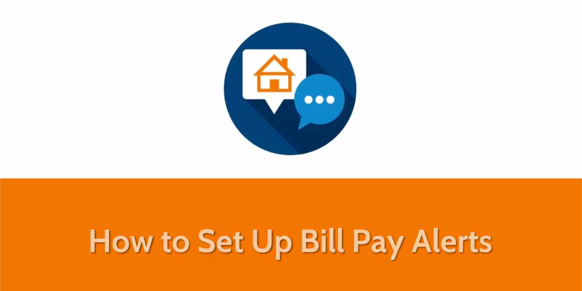 Bill Pay Alerts