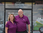 Custom Sign Center is Looking for Loyalty at Heartland Bank