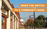 Community Banks Make Our Community Better, Stronger