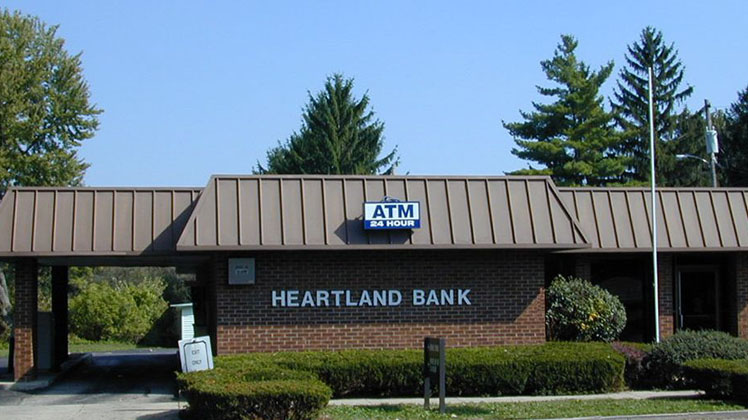 Croton - Heartland Bank Location