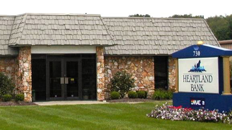 Johnstown - Heartland Bank Location