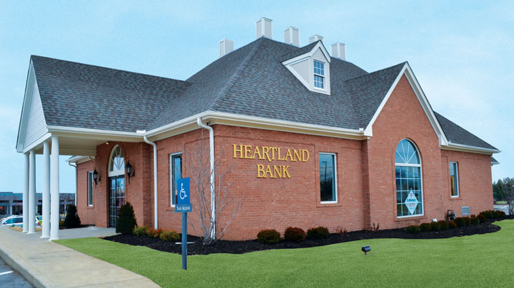 Pickerington - Heartland Bank Location