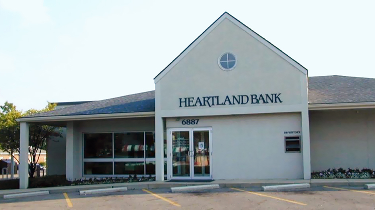 Reynoldsburg - Heartland Bank Location