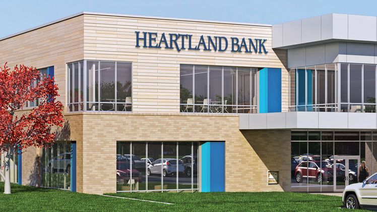 Whitehall - Heartland Bank Location