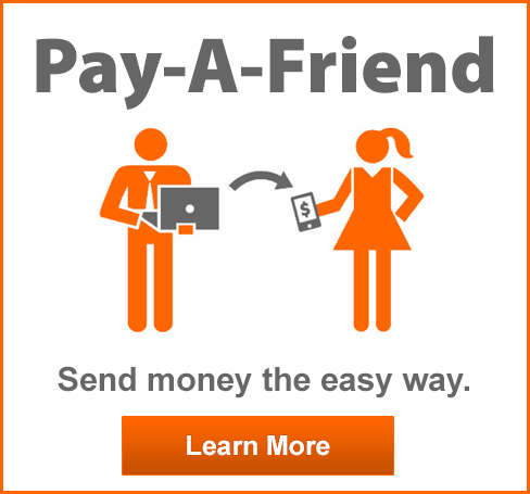 PopMoney: Send Money the Easy Way.