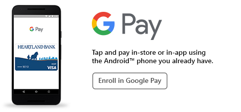 Google Pay: Tap and pay in-store or in-app using the Android phone you already have. Enroll in Google Pay