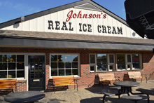 Johnsons Real Ice Cream